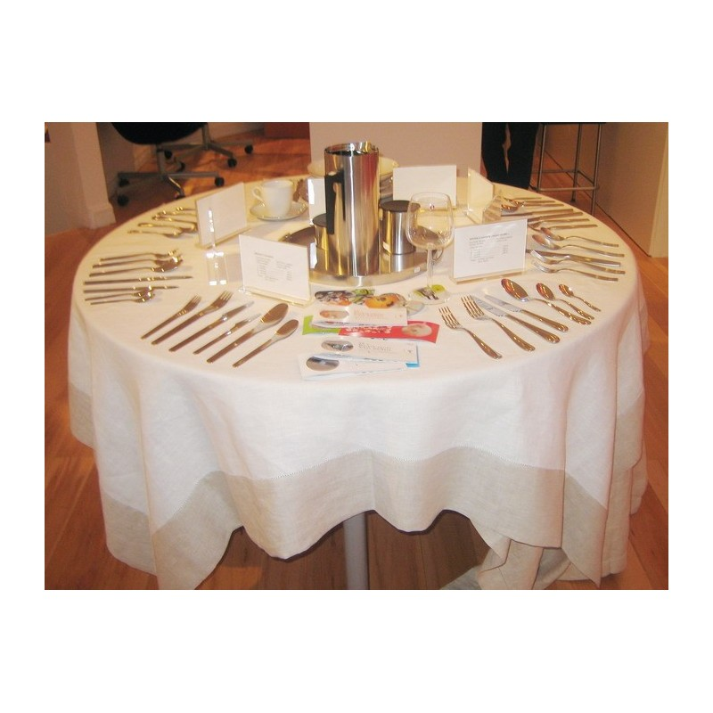 nappe de table textile bachene